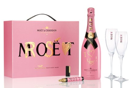 Moët & Chandon Rosé Impérial Limited edition