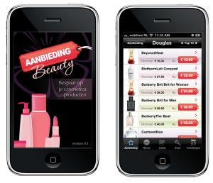 App Aanbieding Beauty