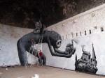 Phlegm Street Art
