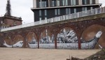 Phlegm, Street Art