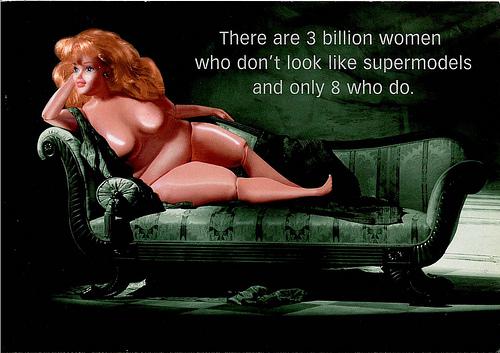 Plus size vrouwen: dankzij Barbie houden wij er niet van