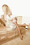 Pamela Anderson stockings